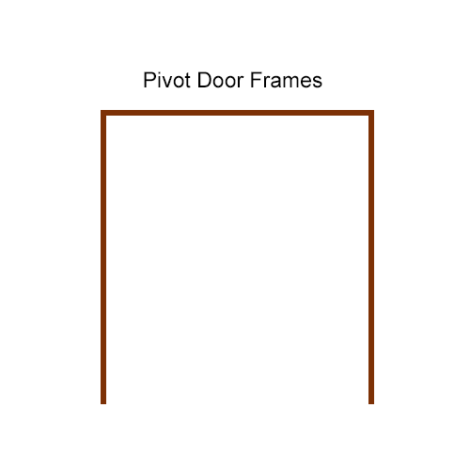 Pivot Door Frames - K Parker Joinery